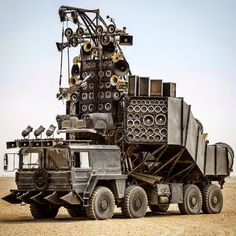 """mad max's """"""""The Doof Warrior"""" mobile"""