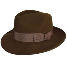 Country Gentleman Frederick Wool Felt Fedora Hat this is Chestnut. There is  also Slate and d787bf89213