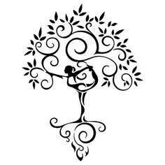 Earth beneath me, sky above me~ we are one  ~ tattoo idea.