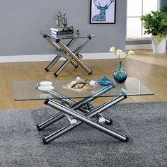 Furniture Of America Sarina Coffee Table CM4309C
