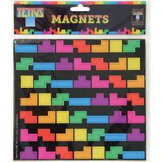Tetris Fridge Magnets $6.99
