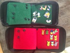 Nicole's Blog: diy Disney trading pin mini zip up book