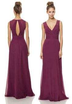 Cranberry Bridesmaid Dresses - Whatever you do, do not leave the selection of bridesmaids' dresses for your wedding dress Cranberry Bridesmaid Dresses, Bari Jay Bridesmaid Dresses, Yellow Bridesmaids, Always A Bridesmaid, Bridesmaids And Groomsmen, Wedding Bridesmaids, Prom Dresses, Wedding Dresses, Cranberry Dress