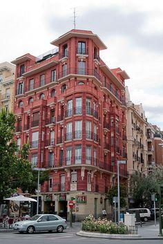 Plaza de Manuel Becerra #Madrid