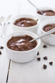 CHOCOLATE PUDDING SOY-DAIRY FREE
