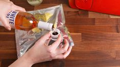 This Wine Purse Lets You Get Your Drink On Anywhere  - Delish.com #WinePurse