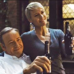 """#robinwright #kevinspacey #frankunderwood #claireunderwood #houseofcards #toast #tvseries #tvshow…"""" Frank Underwood, Robin Wright, Kevin Spacey, House Of Cards, Tv Series, Tv Shows, Toast, Movies, Fictional Characters"""
