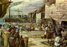 SPAIN / IBERIA (Pre-Roman Spain) - Cultura en Andalucía - LOS FENICIOS