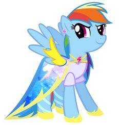 A Rainbow Ela Esta Bom Vor Voarar Tudo Dia A Pinkie Ele E uma boa