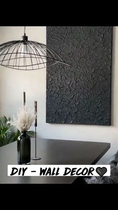 Mosaic Wall Art, Diy Wall Art, Diy Wall Decor, Creative Wall Decor, Diy Crafts For Home Decor, Diy Artwork, Home Decor Inspiration, Decor Ideas, Up House