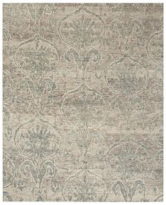 Understated yet awe inspiring, the spectacular damask designed Mia transitional rug emanates class and style. Constructed in Nepal using a phoenix weave and the finest high mountain wool, it comes in a range of colors and is fantastic value for money. http://www.cyrusrugs.com/cyrus-artisan-item-2830&category_id=0