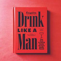 Esquire Cocktail Book - Erin Jang | Portfolio