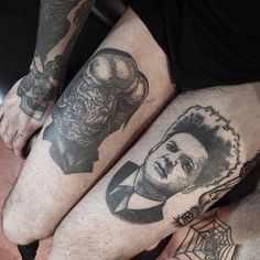 tatuajes peliculas david lynch