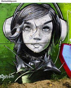 Impressive Street Art http://www.streetiam.com
