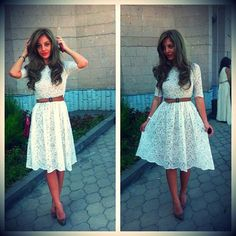 Lace #modest #modesty #christian