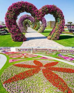 #Dubai_Miracle_Garden in #Dubai - #UAE http://directrooms.com/uae/hotels/dubai-hotels/price1.htm