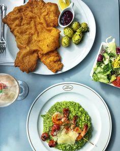 Best Restaurants + Food in Vienna, Austria