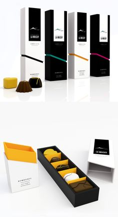 Student: Chocolates La Mucuy Student: Chocolates La Mucuy Inspiration in the course Man meets the mold - Cool Packaging, Luxury Packaging, Food Packaging Design, Tea Packaging, Cosmetic Packaging, Packaging Design Inspiration, Brand Packaging, Branding Design, Packaging Boxes
