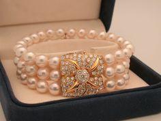Mikimoto Pearls Value | Mikimoto Cultured Akoya Pearl Bracelet image 2