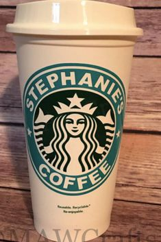 gift for mom with her name or MOMS Coffee??  #affiliate #coffee #starbucks #giftideas #giftsforhim #giftsforher  Personalized Starbucks Cup, Custom Starbucks Cup Gift, 16oz Starbucks Cup, Personalized Starbucks Tumbler, Bridal Party Starbucks Cup