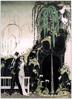 The Walk, Kay Nielsen (1886-1957)