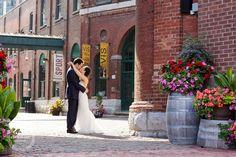 Archeo Wedding Distillery District Avenue Photo