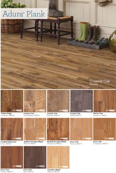 Adura Luxury Vinyl Plank                                                                                                                                                                                 More