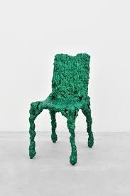 This is a chair sculpted by artist Chris Schanck. I build the bones Chris adds the flesh. Unique Furniture, Contemporary Furniture, Contemporary Design, Furniture Design, Ceiling Paint Design, Modern Interior Design, Interior And Exterior, Formal Dining Tables, Aesthetic Space