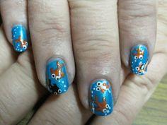 Cute Fish Nails
