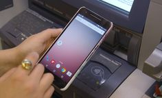 Hands-on with Bank of America's NFC-enabled ATMs | PCWorld