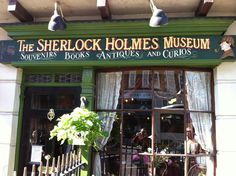 The Sherlock Holmes Museum , город London, Greater London