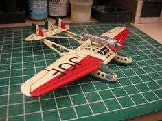 Very often, I see so many models that others make and so often they are of the same airplane, car, sci-fi subject etc as so many others have built and this is dictated by what there are available a...