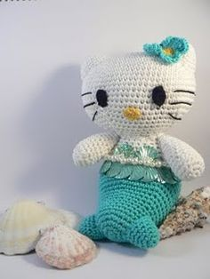 Amber this is the ONLY acceptable hello kitty thing ever. EVER. Mermaid kitty!!