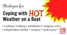 A great round up of tips for coping with hot weather!