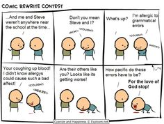 Why do some english teachers get so fustrated about Grammar ?