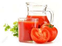 Los beneficios del jugo de tomate para la salud