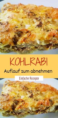 Kohlrabi casserole to lose weight Quiche, Low Carb Recipes, Healthy Recipes, High Protein Low Carb, Family Meals, Good Food, Food And Drink, Veggies, Favorite Recipes