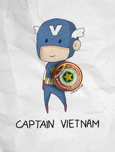 What If The Avengers Were Vietnamese ? | Bored Panda