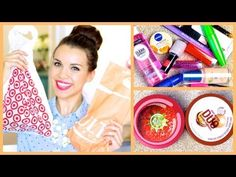 Drugstore Beauty Haul! (and some other stuff too!) I love this video because some girls can't get NARS and elf like showed in some of her other vid.  She is really helpful and check out her channel!