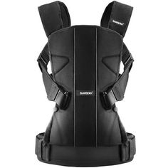 Baby Bjorn Baby Carrier One - all new Baby Bjorn carrier released in 2013, better back support, forward and rear facing, can be worn on front or on back
