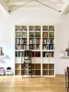 Ikea 'Expedit/Kallax' shelves