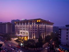Xian Hilton Xi'an China, Asia Hilton Xi'an is conveniently located in the popular City Center area. The property features a wide range of facilities to make your stay a pleasant experience. Free Wi-Fi in all rooms, 24-hour front desk, 24-hour room service, express check-in/check-out, luggage storage are just some of the facilities on offer. Guestrooms are designed to provide an optimal level of comfort with welcoming decor and some offering convenient amenities like television...