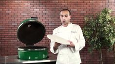 How To Set Up For Indirect Cooking On Kamado - By BBQGuys.com