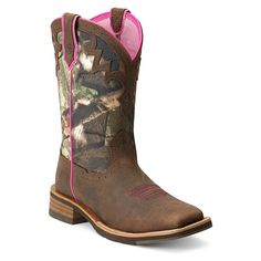 Ariat Women's Unbridled Boot >>> Check out this great image  : Cowgirl boots