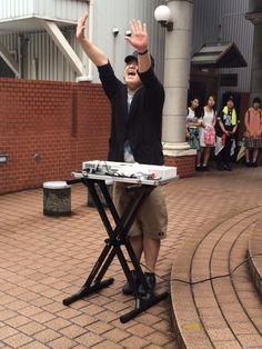 """府内学生エコフェスタ2015 on Twitter: """"みんなノッてノってノリまくろうぜ!!!#ecosfes http://t.co/GZu3j19gO6"""""""