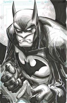 Batman by Freddie E. Williams II