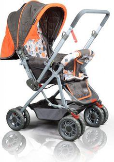 Luvlap Sunshine Baby Stroller 1003 B – Orange #Amazon #Flipkart #BabyStrolles #Deals