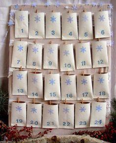 Manualidades con Tubos de Papel para Navidad | Aprender manualidades es facilisimo.com