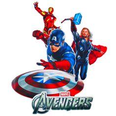 #adornomovil #kitfiesta #avengers #fiesta  www.kitfiesta.com