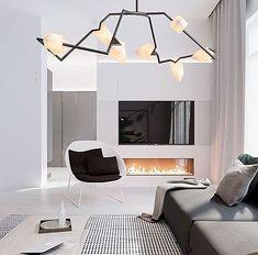 Update your space with our sleek range of designer replica lighting. Property Development, Cool Lighting, Design Trends, Interior Design, Pendants, Range, Furniture, Space, Inspiration